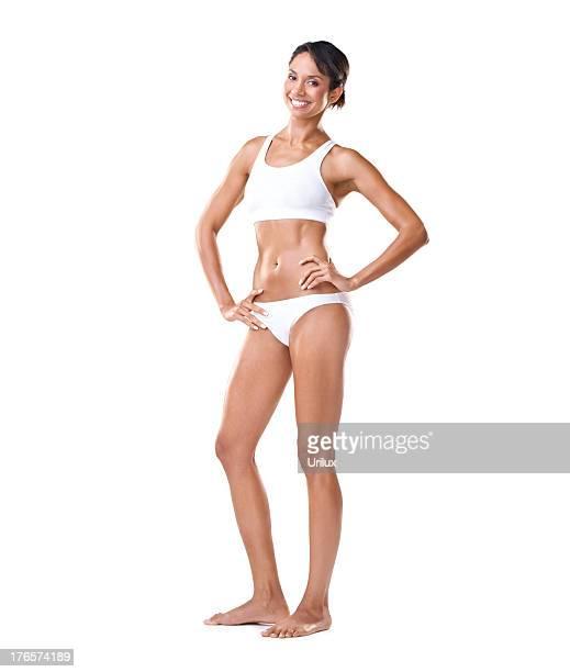 super confianza y sintiéndose muy bien. - cadera mujer fotografías e imágenes de stock