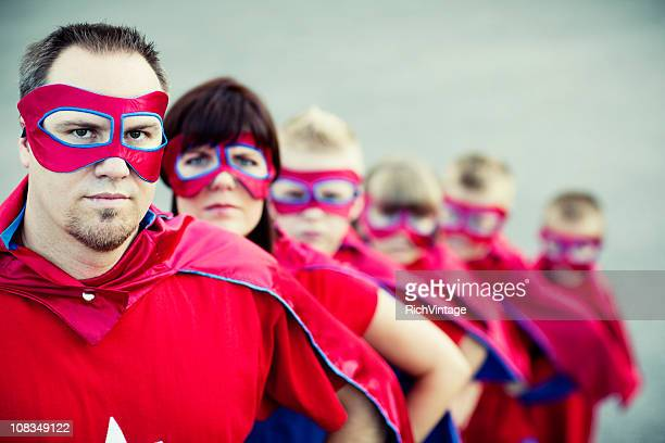 super dad - superhero stock pictures, royalty-free photos & images