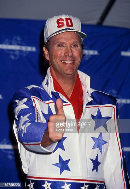 Super Dave Osborne attends 17th Annual Cable Ace Awards on December 2 1995 at the Wiltern Theater in Los Angeles California