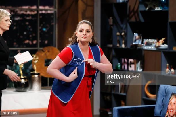 "Super Duper Store Night"" Episode 502 -- Pictured: Lauren Ash --"