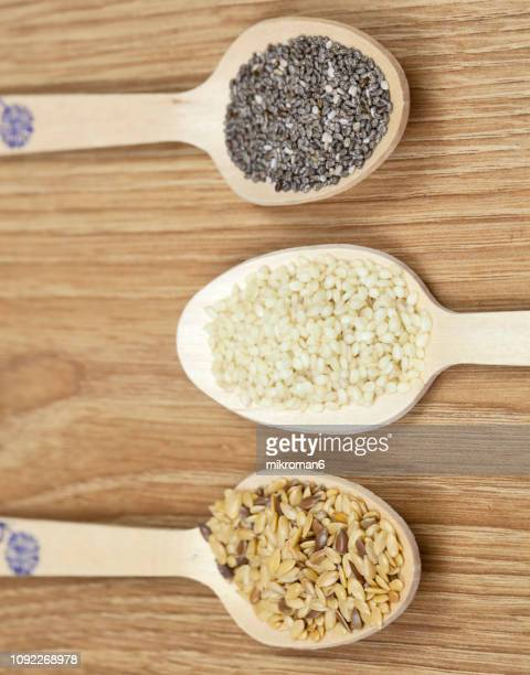 super food grains - magnesium stock pictures, royalty-free photos & images