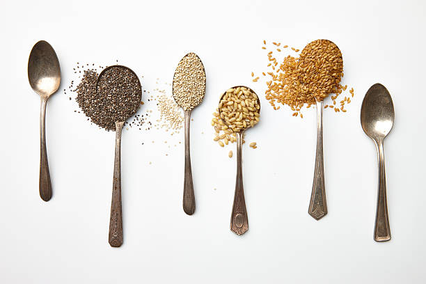 Super Food Grains Wall Art