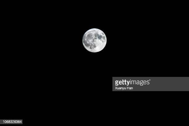super full moon - harvest moon stock pictures, royalty-free photos & images