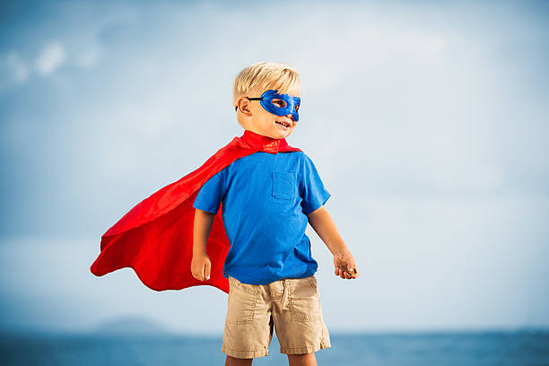 kid hero Your kid dreams of being a superhero now you need to find the perfect superhero party games to throw a super cool superhero birthday party you've found the right place.