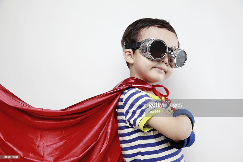 super hero : Stock Photo