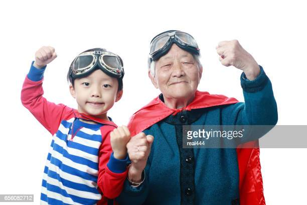super hero - chinese mask stock photos and pictures