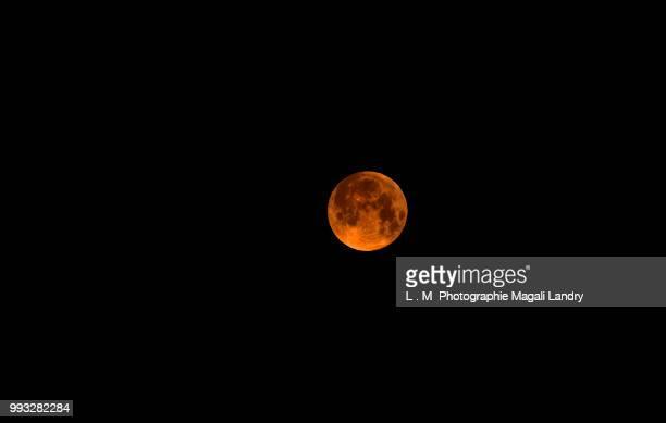 Super Lune rouge
