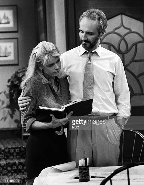 TIES Super Mom Episode 6 Air Date Pictured Meredith Baxter as Elyse Keaton Michael Gross as Steven Keaton Photo by NBCU Photo Bank