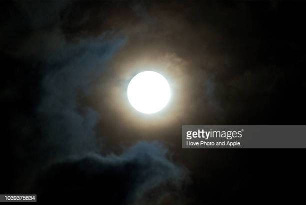 super moon - march month stock pictures, royalty-free photos & images