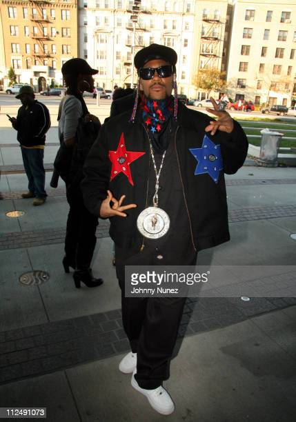 Super Nona Slom during VH1 Screening of The Hip Hop Project at Brooklyn Museum of Art in Brooklyn New York United States