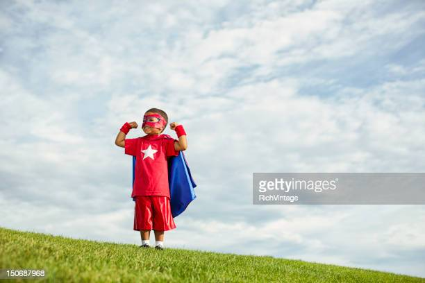 super power - superhero stock pictures, royalty-free photos & images