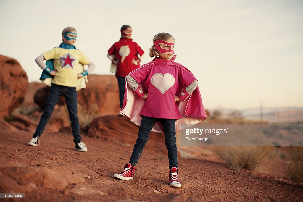 Super Sisters : Stock Photo