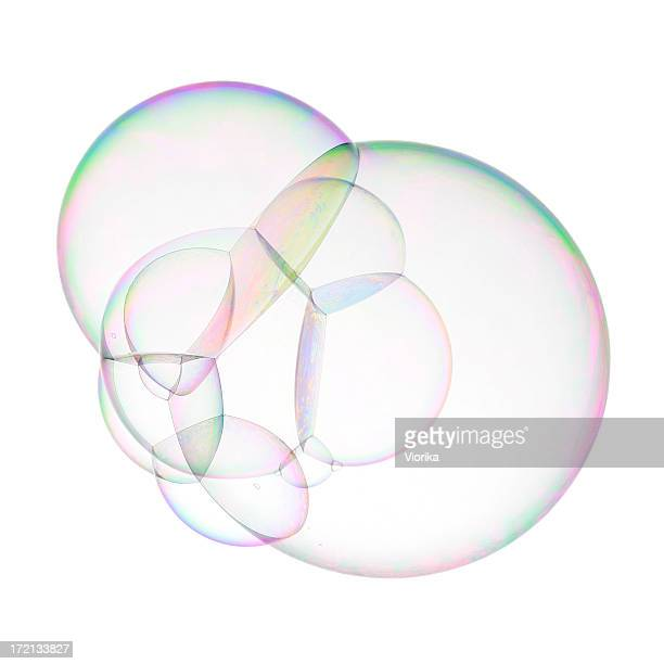 Super soap bubble