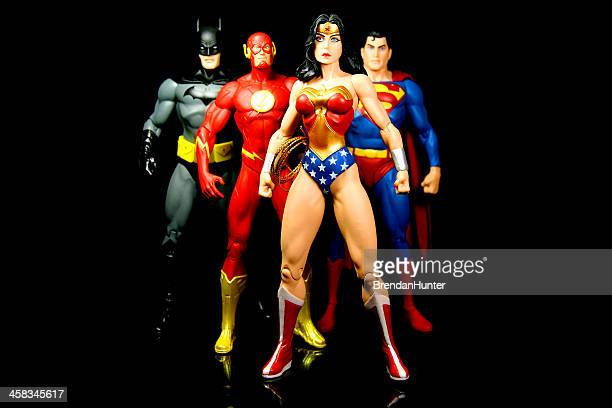 super team - batman named work stock pictures, royalty-free photos & images