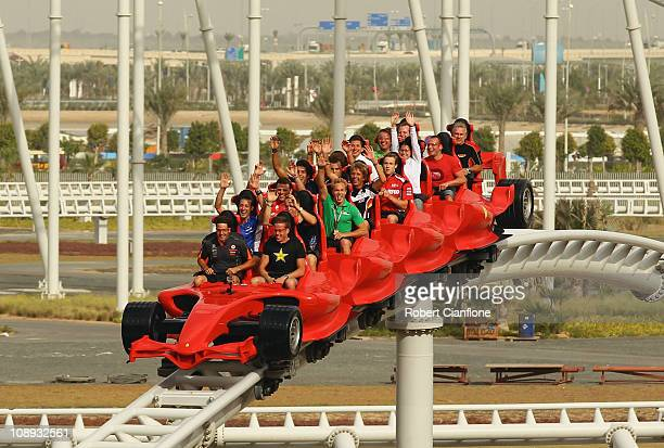 13 762 Ferrari World Photos And Premium High Res Pictures Getty Images
