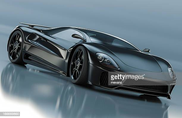 supercar - smart car stock photos and pictures