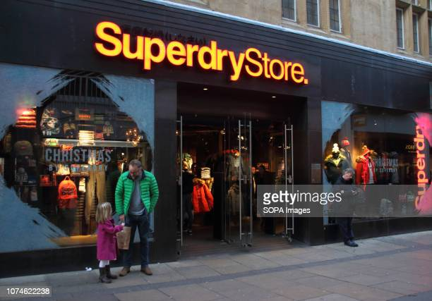 premium selection 33f82 ab47a Superdry Pictures and Photos - Getty Images