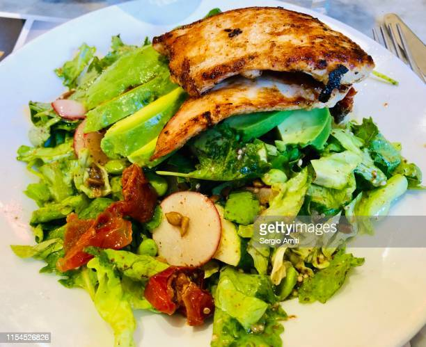 Superfood chicken salad