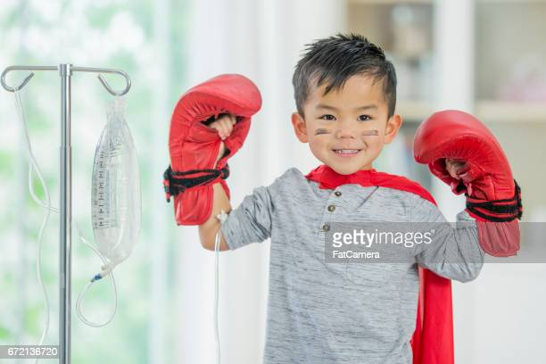 superhero - cancer stock photos and pictures