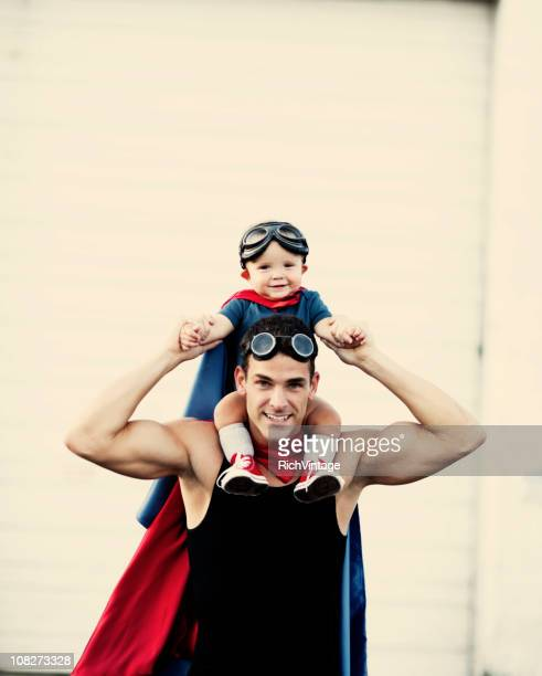 Superhero Toddler