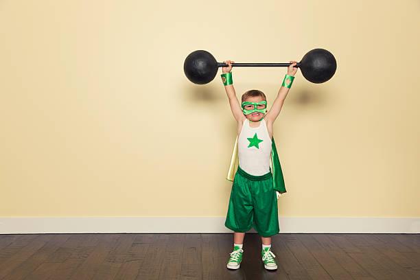 Superhero Training Wall Art