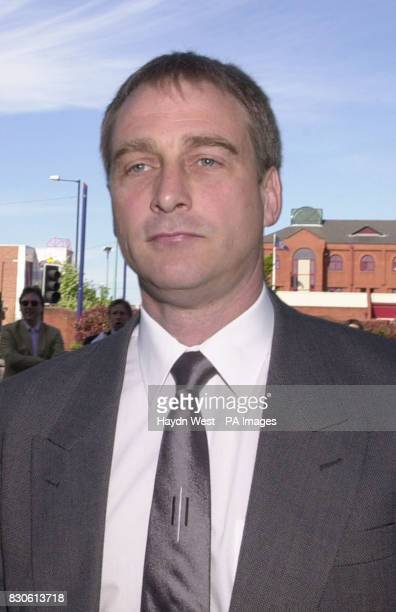 Superintendant Chris Burton one of three police men cleared of misconduct charges brought after the armed operation which resulted in the death of...