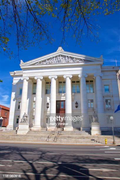 superior court, new haven, ct - ニューヘイブン ストックフォトと画像