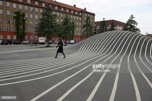 Superkilen is the new urban open space in Nørrebro located in the Quarter of Mimersgade The park is divided into three main areas The Red Square The...