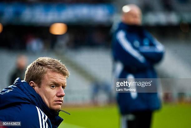 Superliga AGF vs FCK Talentchef Johan Lange FC Købehavn © Lars Rønbøg Frontzonesport
