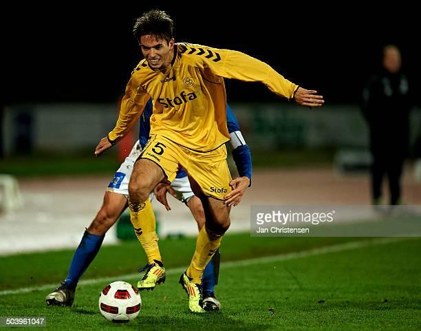 Superliga Alexander Juel Andersen AC Horsens © Jan Christensen/Frontzonesport