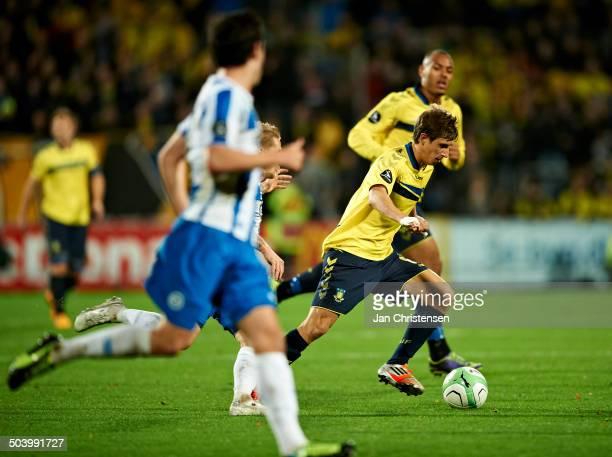 Superliga Alexander Szymanowski Brøndby IF © Jan Christensen/FrontzoneSportdk