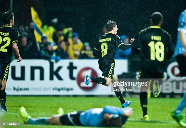 Superliga Sønderjyske vs Brøndby Alexander Szymanowski Brøndby IF © Lars Rønbøg Frontzonesport