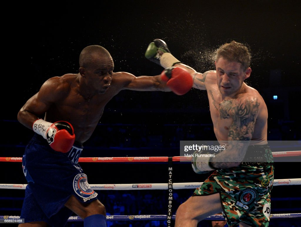 Boxing at The SSE Hydro : News Photo