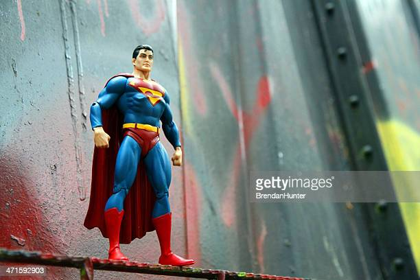 Superman and Bent Metal