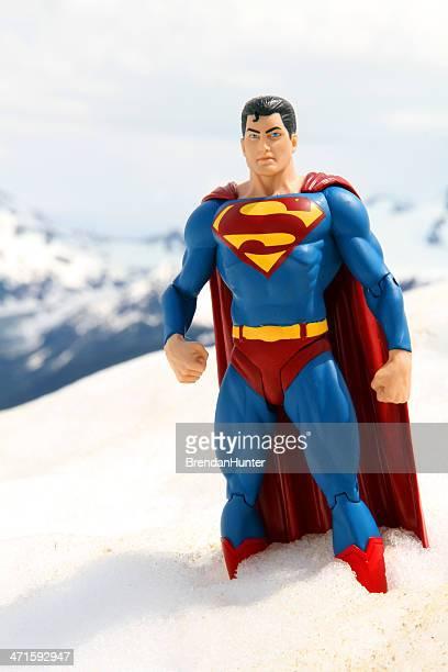 Superman de la neige