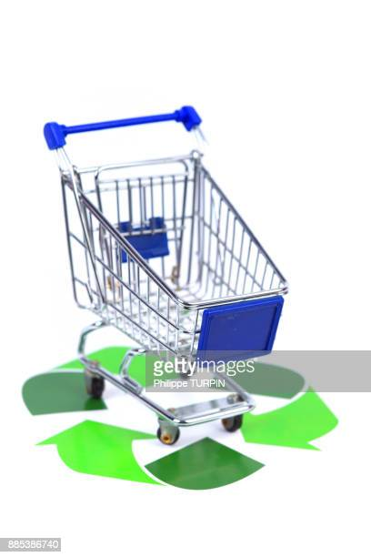 Supermarket and recycling