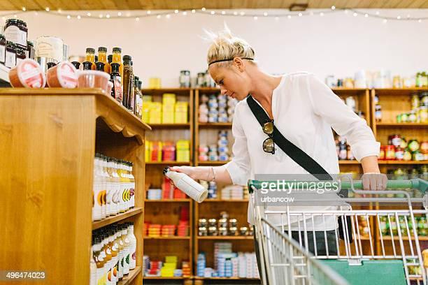 Supermercato scelta