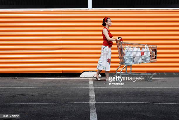 supermarket - megastore stock photos and pictures