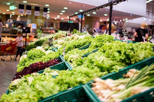 Supermarket - gettyimageskorea