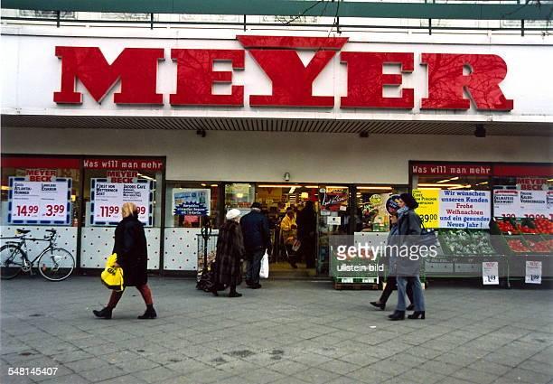 Supermarkt Meyer Beck 1999