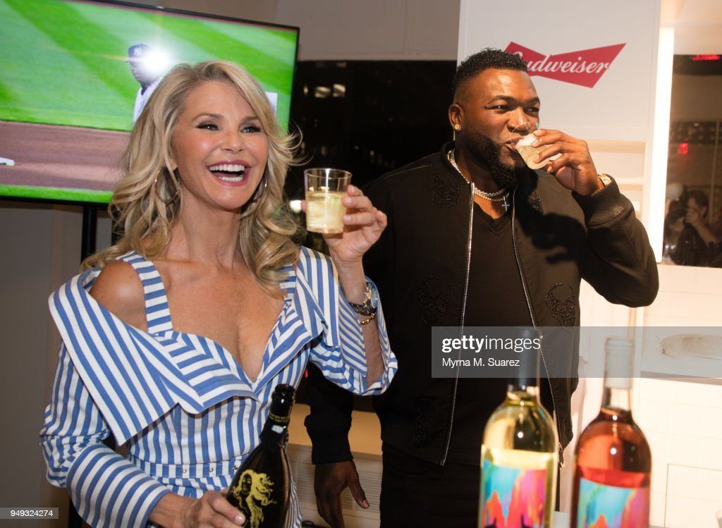 Christie Brinkley Attends Major League Baseball Food Fest