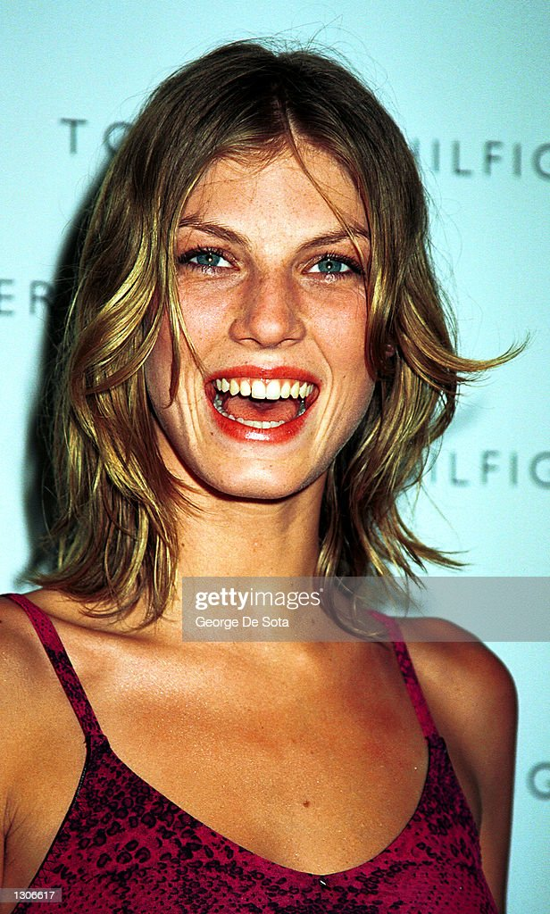 American Model and Actress, Angela Lindvall, To Be Face of