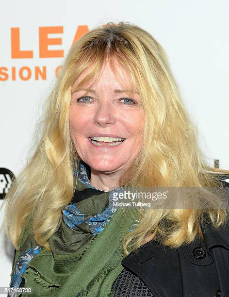 """Supermodel Cheryl Tiegs attends the premiere of Music Box Films' """"Norman Lear: Just Another Version Of You"""" at The WGA Theater on July 14, 2016 in..."""