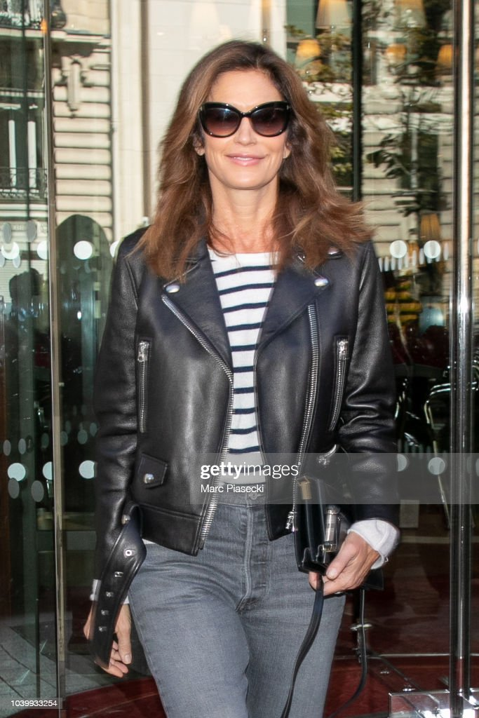 Celebrity Sightings In Paris - September 25, 2018