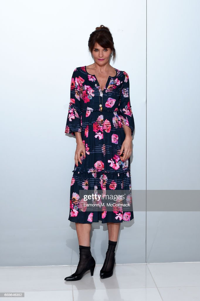 Debenhams Hosts Summer 17 Salon Show With Global Supermodel Helena Christensen