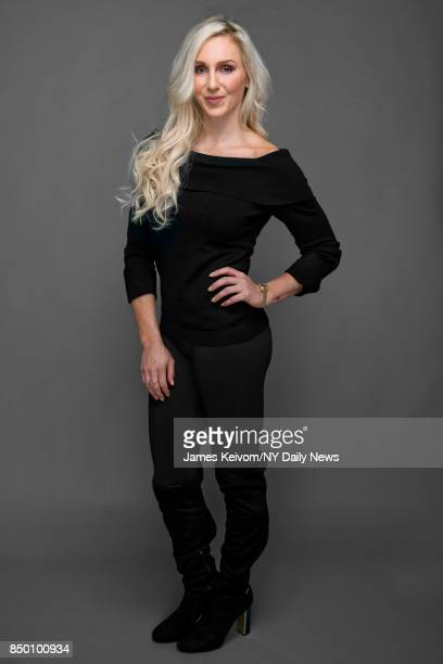 WWE Superstar Charlotte Flair photographed for New York Daily News on Monday March 20 2017 in New York WWE Superstar Charlotte Flair is photographed...