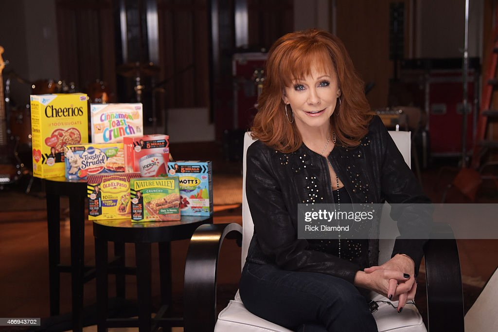 "Reba Joins The Fight To ""Outnumber Hunger"""
