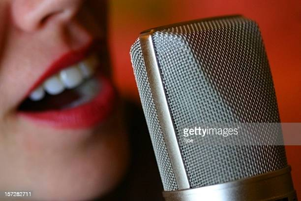 superstar! - american tv presenters stock pictures, royalty-free photos & images