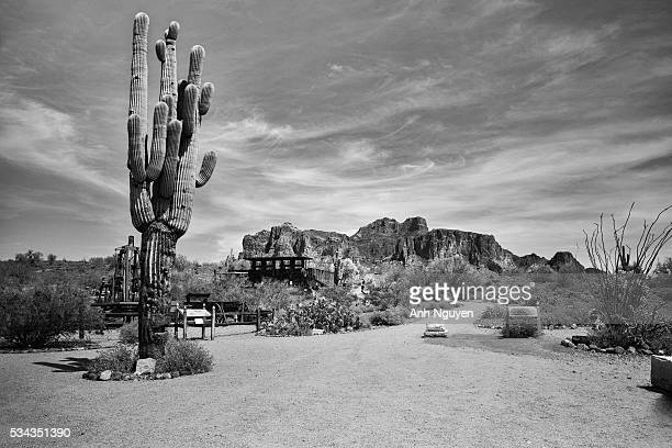 Superstition Mountains II