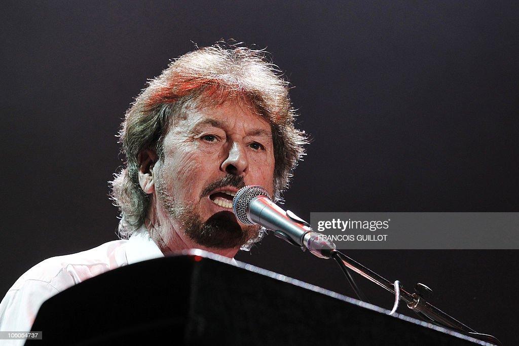 Supertramp rock band's founder, singer a : News Photo